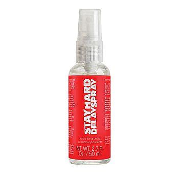 Stay Hard Delay Spray, 50 ml