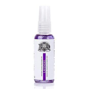 Touche - Vegetable Massage Oil, Lavendel, 50 ml