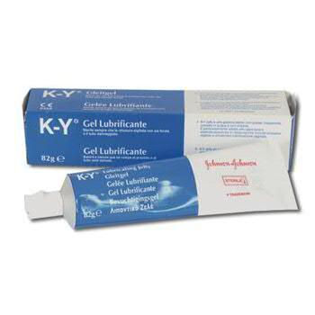 K-Y Jelly Liukuvoide, 82 ml