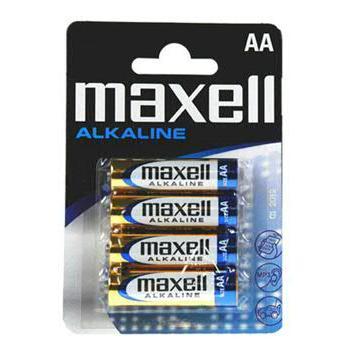 Maxell - Alkaliparisto, AA